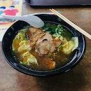 Tiong Bahru Wanton Mee Soup($3.50/$4.50)