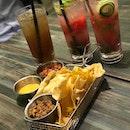 Beef Sisig Chips & Salsa