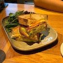 Club Sandwich ($18.50++)