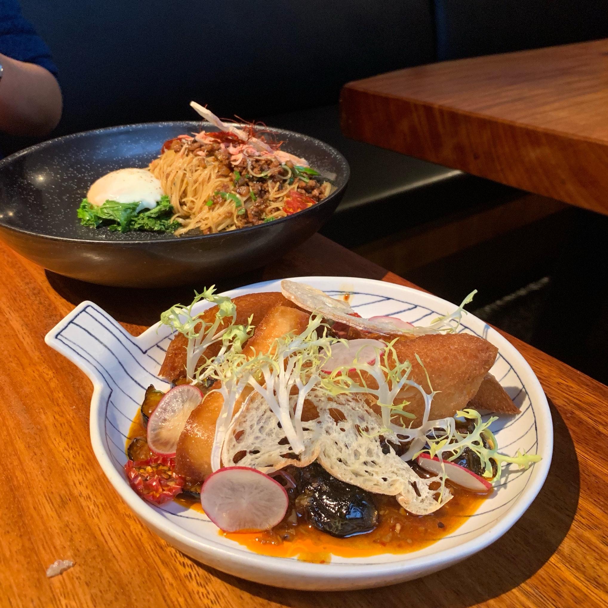 Spicy oriental