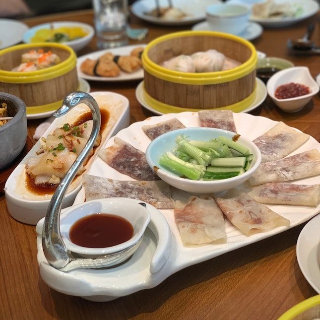 Upscale Chinese Cuisine