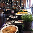 An Indulgent Lunch Buffet (~$38+)