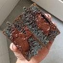 Black Soya Hazelnut Pancake (U.P.:$2)