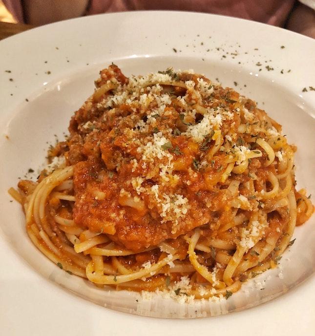 Bolognese ($17)