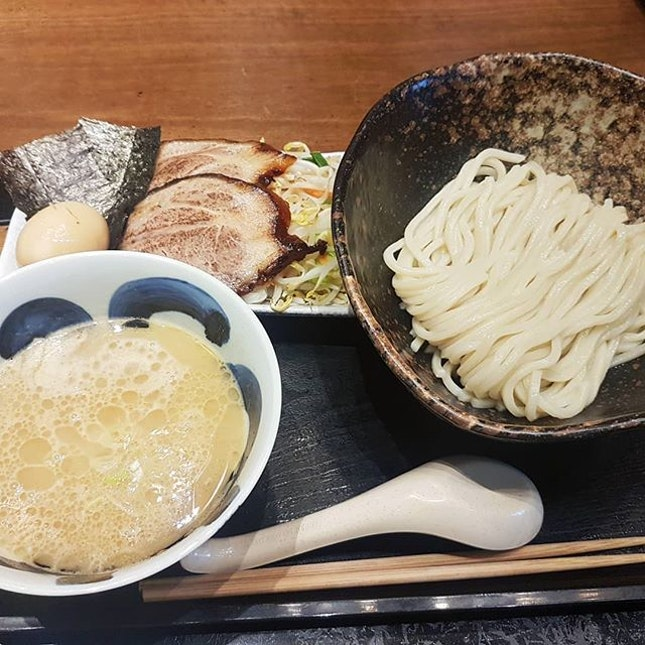 Does Malaysia have good Tsukemen?