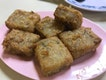 Deep Fried Yam Cake