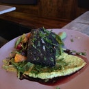 Blackened Barramundi ($34++)