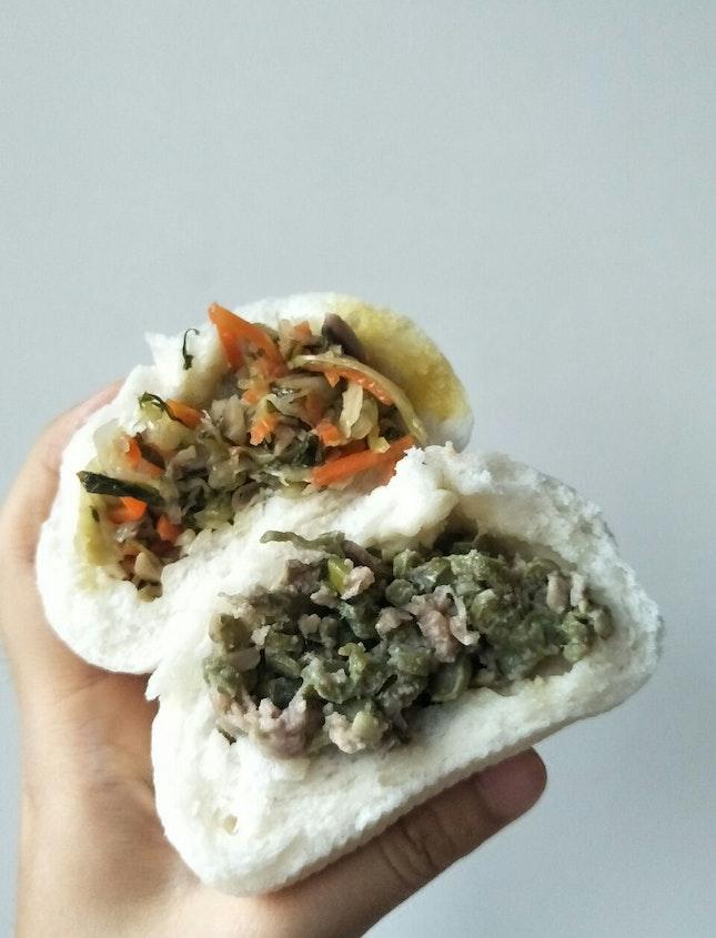 No-frills Chinese buns