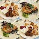 Vegetarian Mediterranean Food