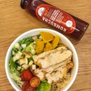 Cajun Chicken Grain Bowl ($7.90)