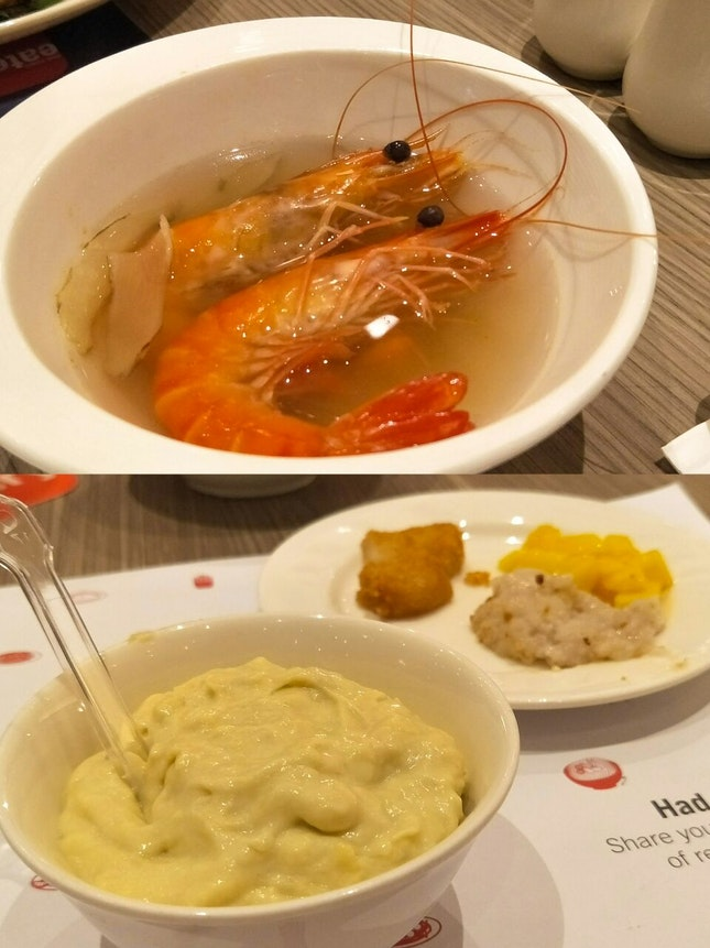 For Good Seafood and Durian Pengat