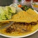 Beef Banh Xeo ($14.90)