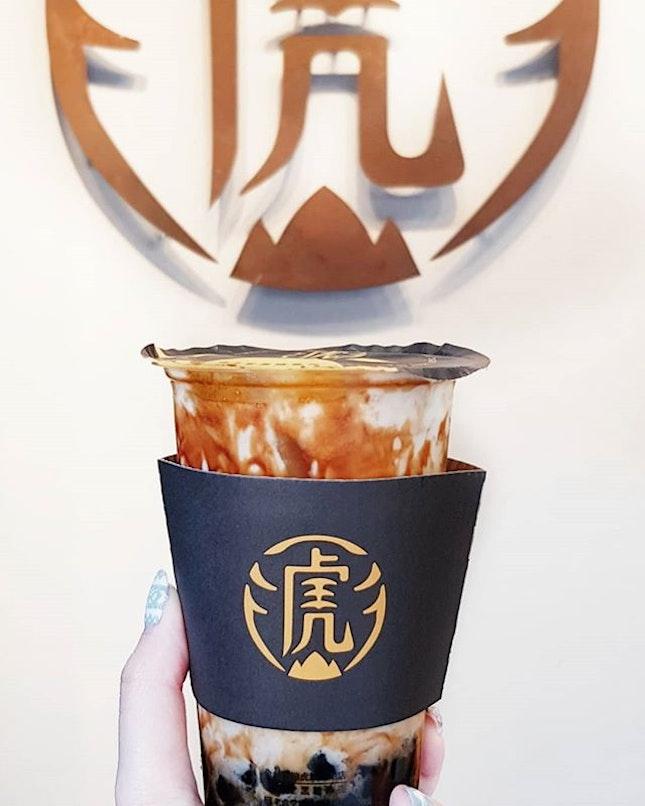 Tiger Sugar 💓  My one true love in Taiwan.