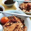Zheng Wei Duck Rice