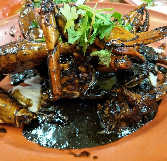 Black Pepper Crabbbb