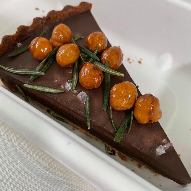 Chocolate Tart $16