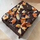 Dark Chocolate Brownie $5.50