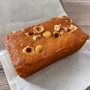 Orange Polenta Cake $6.50