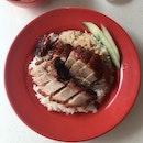 For Delicious Duck Rice & Sio Bak