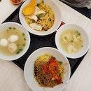 quick meal at Encik Tan!
