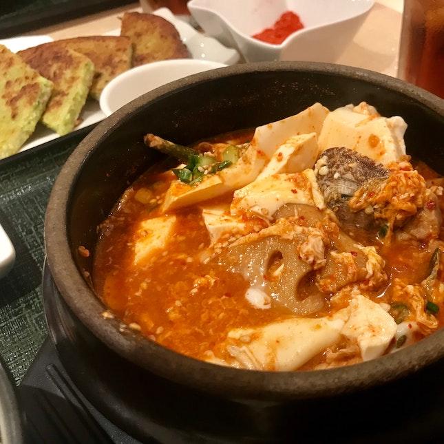 Spicy Korean Stew
