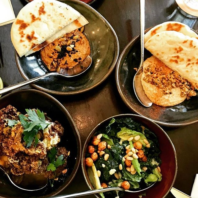 Mezze and Kebabs kind of Monday