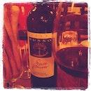 #wine #redwine #grissini (sp?) #breadsticks #nightcap #singapore #singaporefood #foodig #foodpic #foodporn #foodgasm #foodstagram #instafood #alcohol #sg #sgig #instagram #instagramsg #sgfood