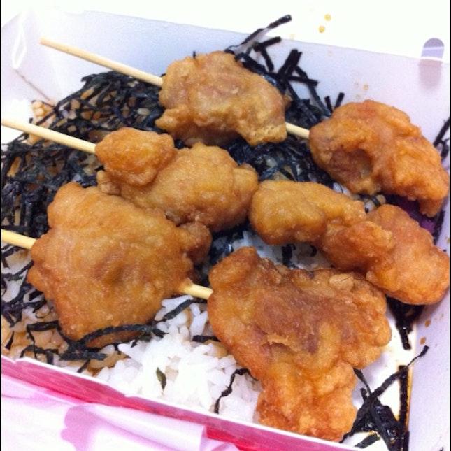 Chicken Bento
