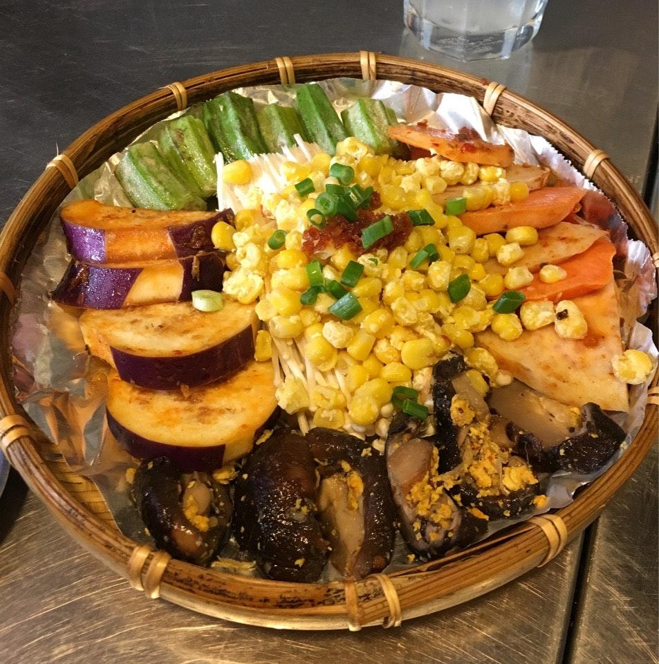 Vegetable BBQ