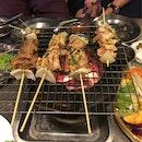 Chicken Pork Fish Beef BBQ
