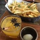 Rambutan, Star Anise And Cinnamon Drink