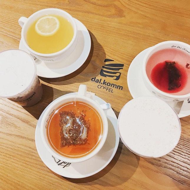 Yuzu, Rooibos And Red Elderberry Tea