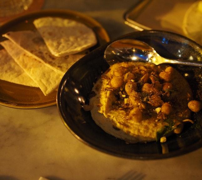 Cashew Hummus ($12)