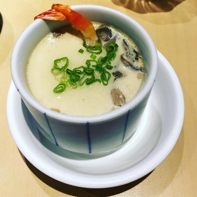 Chawanmushi 茶碗蒸し ($5)