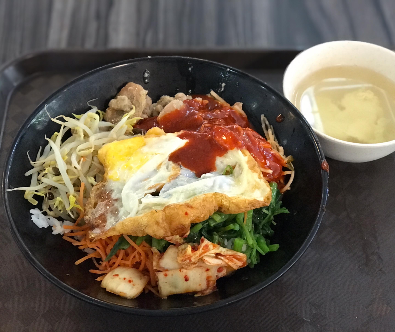 Korean Fare