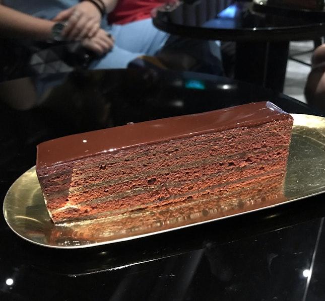 All Chocolate Cake ($$/$$$$)