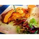 #pan #grilled #dory #wedges #western #food #foodporn #spicy
