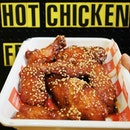 Have some craving for Korean fried chicken and I missed this version which I had in Hong Kong.