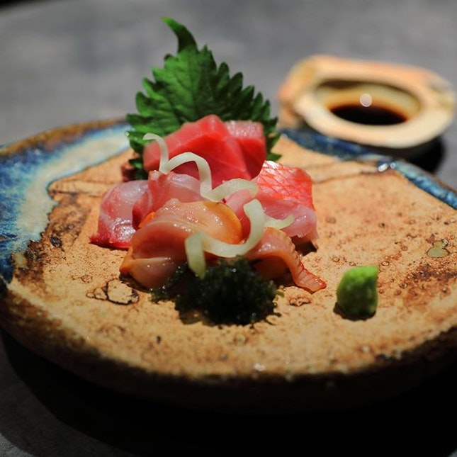 [Kappo Shunsui] - The freshness of the 5 Kinds of Seasonal Sashimi will delight everyone who appreciate Japanese cuisine.
