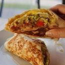 [Pig N Whistle] - Burrito ($12.90).