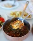 [Zafferano] - Seabass Mediterranean Style.