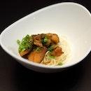 [The Gyu Bar] - Truffled Chicken Somen.