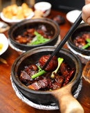 [Jia Bin Klang Bak Kut Teh] - Besides the soup version, it also offers a dry version on the menu.