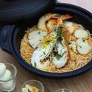 [The Marmalade Pantry] - Taking inspiration from the typical local dish, the Singapore Laksa ($32) was a welcoming favourite.