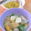 Ah Hua Teochew Fishball Noodle
