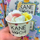 [Kane Mochi] - Love the different mochi flavours.