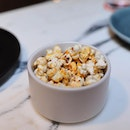 [Jam at Siri House] - A very dangerous snack on the menu is the Beef Fat Popcorn.