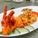 [Zui Yu Xuan] - Australian Lobster Wok Baked with Fermented Bean and Garlic Teochew Style ($23.80/100g).