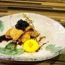 [Uni Gallery] - Uni & Caviar on Foie Gras ($38), I reckon will be quite a hit among those who adore foie gras.