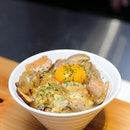 [Tamashii] - Tamashii offers lunch set on their menu too.